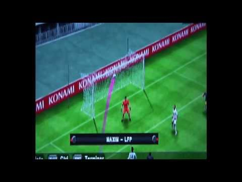 PES 2013 Los Mejores Goles Top 5 - Top Goals Compilations PSP