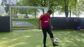 Freestyle Soccer - Ali Günes Ft Ismail Takaew ( Part 2 )