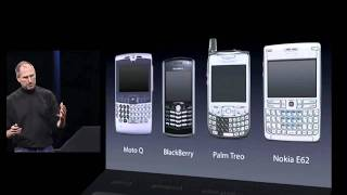 Apple - iPhone Keynote 2007 (HD) Part 1 of 6
