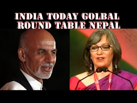 India Today Global Round Table: Afghan President key note address