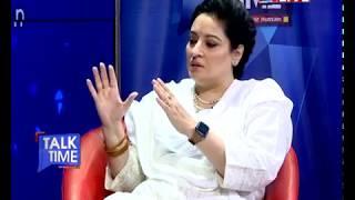 TALK TIME with Wasbir Hussain   Guest: Priya Singh Paul (Media Professional)