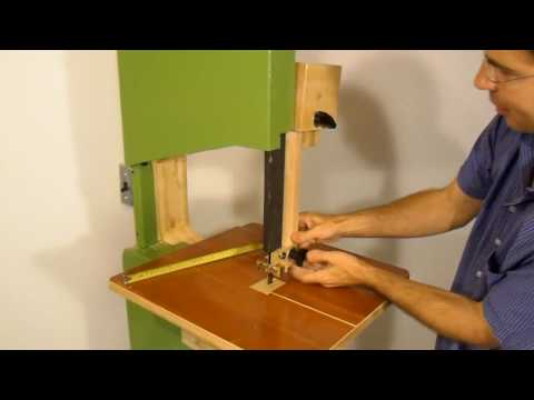 Homemade bandsaw 2