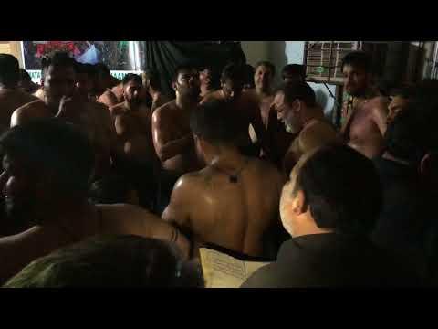 Akbar Veeran Pardes Gaye O-9 Zilhajj 1439/2018 Karbala Mualla