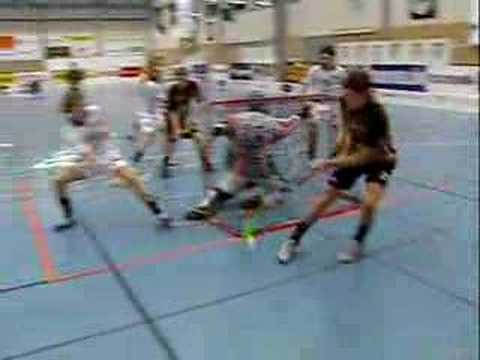 Floorball - Nede (AIK)