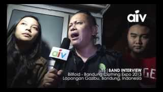 ASIA INDIE VIDEO (BAND AIV 16) - BILLFOLD