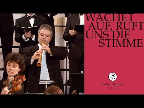 Бах Иоганн Себастьян - Cantata BWV 140 - Wachet auf, ruft uns die Stimme