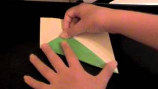 Origami Tutorial: Traditional Menko