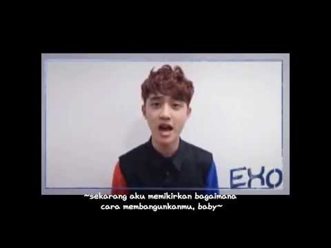 EXO D.O Dodol Pop Alarm in Bahasa Indonesia