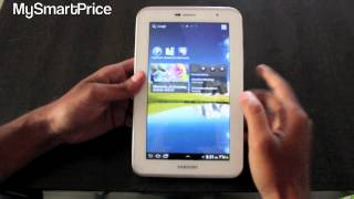 Samsung Galaxy Tab 2 7.0 Inch P3100 Review - MySmartPrice