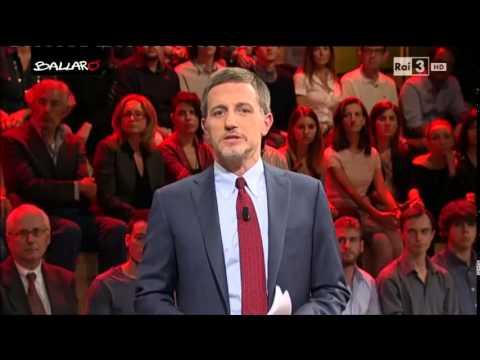 Intervista a Pier Luigi Bersani – Ballarò 21/10/2014