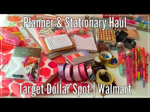 Target Planner 2015 Target Dollar Spot July 2015