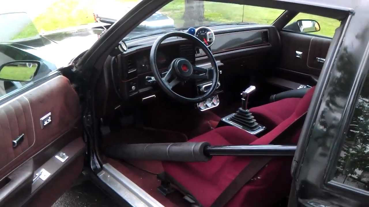 1987 Monte Carlo Ss Supercharged In Depth Youtube