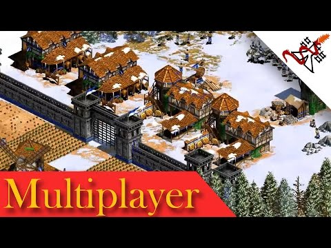 Age of Empires 2 - 1vs1 Multiplayer Gameplay