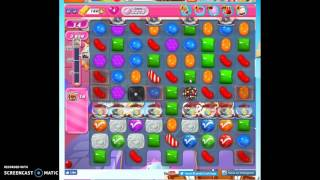 Candy Crush Level 2275 help w/audio tips, hints, tricks