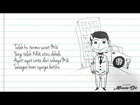 INTEAM- #Surat Cinta (Official Lyric Video)
