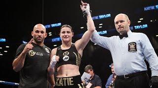 Katie Taylor vs. Jessica McCaskill  - Full Card | SHOWTIME BOXING