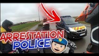 ARRESTATION POLICE POUR WHEELING ! 🚓 🚨