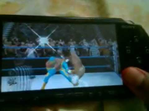DESCARGAR WWE ''SMACK DOWN VS RAW 2012'' PSP ( MEDIAFIRE)