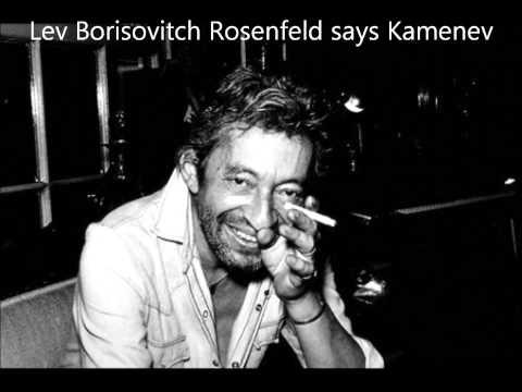 Serge Gainsbourg - Juif Et Dieu
