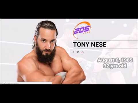 WWE Superstar August Birthdays