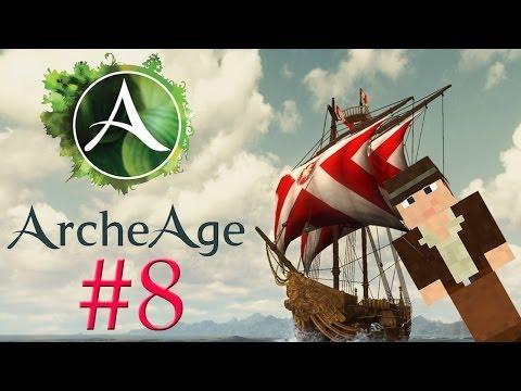 ArcheAge - (8 серия)
