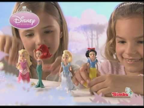 Disney Princess Simba Mini