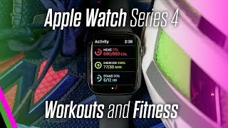 Apple Watch Series 4 - The Review // Fitness and Workouts