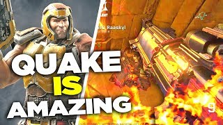 I Quit Quake Champions One Year Ago. Here's My Thoughts.