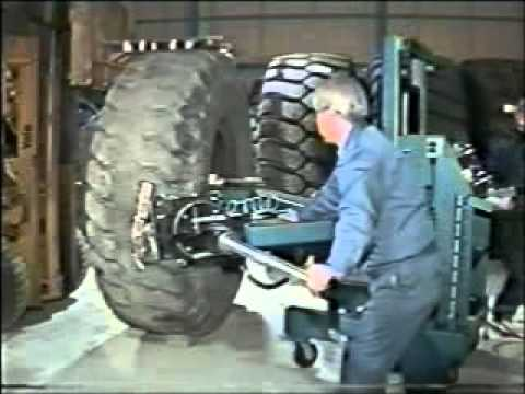 How to repair a bias and a radial tire with tire patch