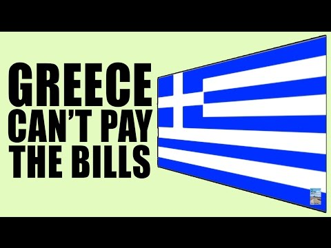 Greece MELTDOWN Will Cause Massive Deflation in the EU!