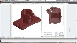 AUTOCAD LAYOUT | AUTOCAD VIEWPORTS
