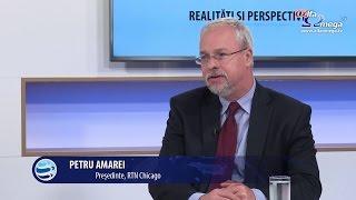 #RSP - Petru Amarei (RTN Chicago) - Marturia sa de emigrare, despre RTN si media crestina in SUA