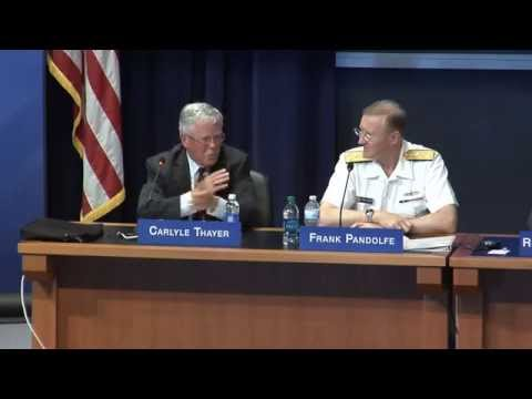 CSF 2015 | Panel Discussion: National, Military and Maritime Strategy