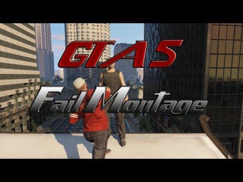 GTA 5 FAILS & RANDOM MOMENTS: #1 (GTA 5 Funny Moments Compilation)