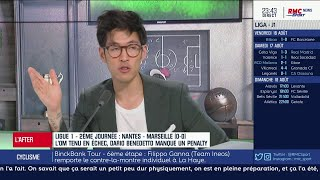 "OM - Machardy (After) : ""Luiz Gustavo, tu as l'impression que c'est son frère qui joue"""