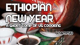 Ethiopian New Year - in the Kitchen - Enkutatash