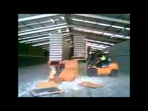 TOP 10 FORKLIFT ACCIDENTS