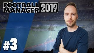 Let's Play Football Manager 2019 | Karriere 1 - #3 - Probleme mit Lasogga & nächster Test