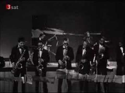 Sax No End - Clarke/Boland Big Band
