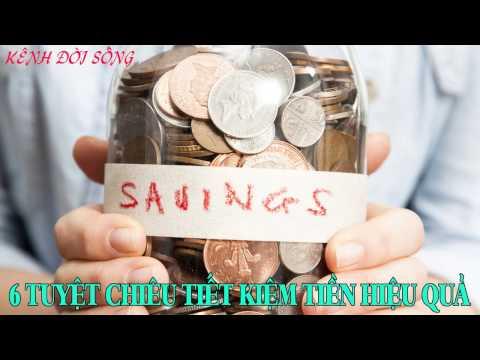 Đời Sống: 6 tuyệt chiêu tiết kiệm tiền hiệu quả - Áp dụng ngay và luôn nào