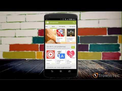 Cómo Actualizar Google Play Store en Android a la Ultima Version