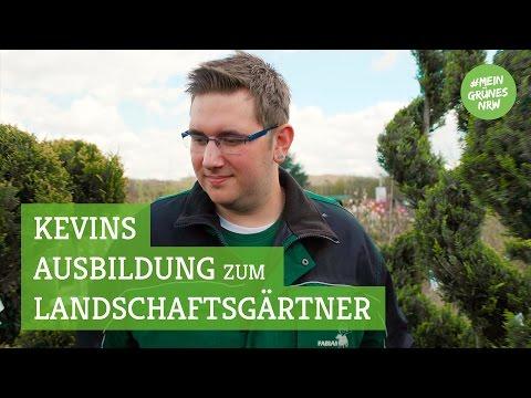 Meine Ausbildung im Garten- und Landschaftsbau – Kevin Münch