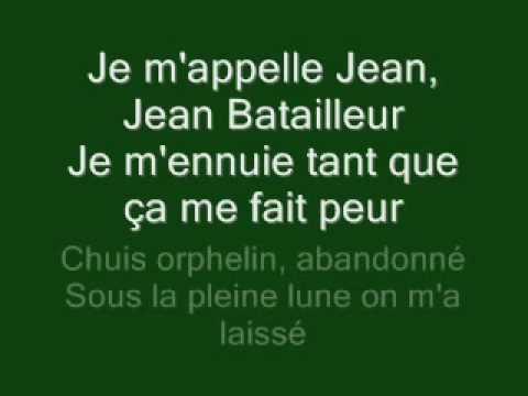 Richard Zachary - La Ballade De Jean Batailleur
