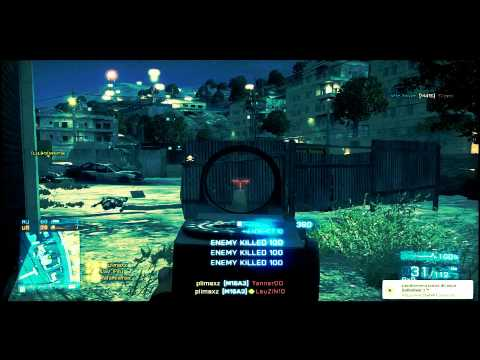 Gameplay Épico BF3