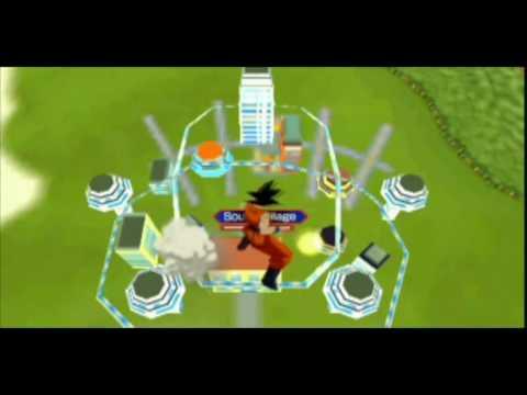 Dragon Ball Z Shin Budokai 2 - PSP