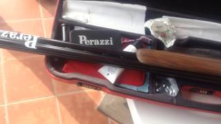 PERAZZI EXPERIENCE (Part 1)