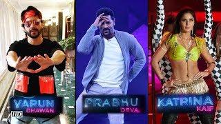 Dance Battle: Prabhu Deva, Varun Dhawan & Katrina Kaif