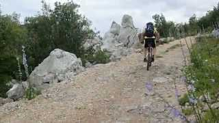 Bike - Velebit, Tulove grede, 23.07.14.