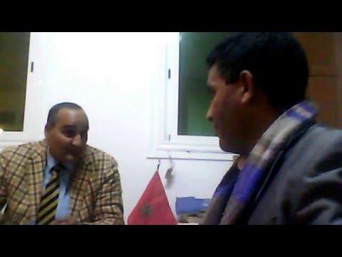 هشام زريري في حوار مع الفكاك عبد الحق حول المهام الجديدة كمنسق اقليمي لدور الشباب باقليم مديونة