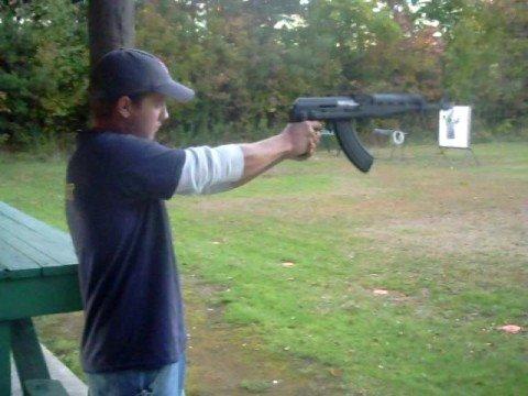 Yugo AK-47 Pistol Style Video